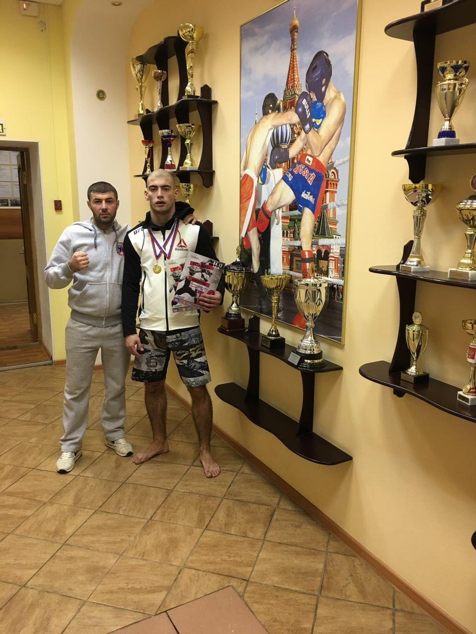 Успехи молодых бойцов ММА из Белого Лотоса
