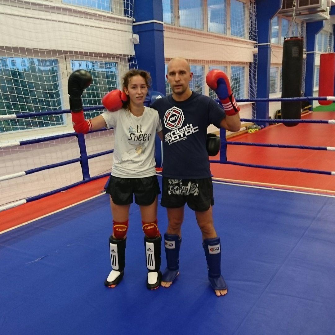 Тайский бокс в