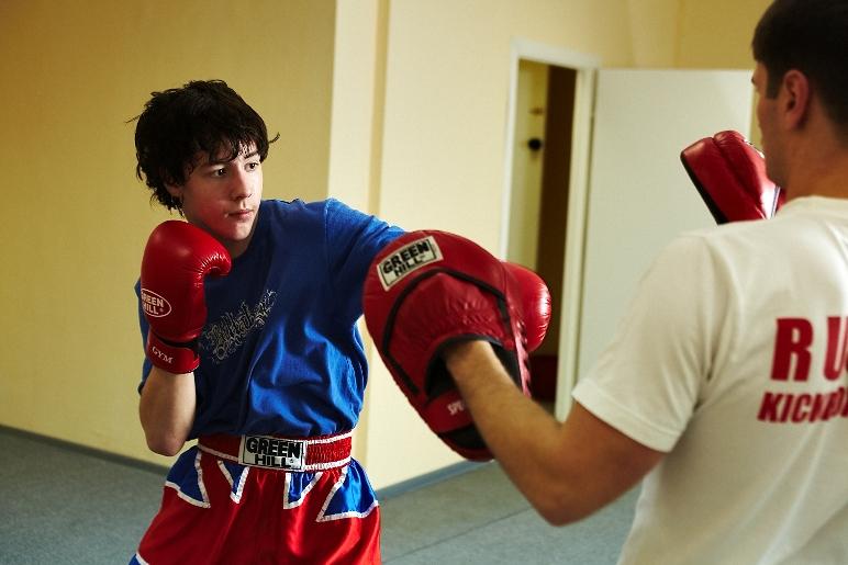 персонаьные тренировки для детей по боксу и кикбоксингу