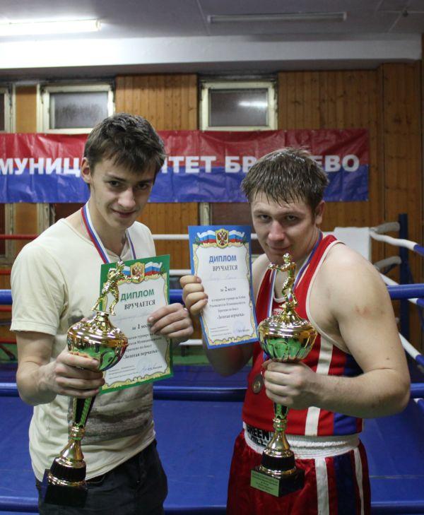 Дурягин Артем и Леонов Алексей (слева направо)