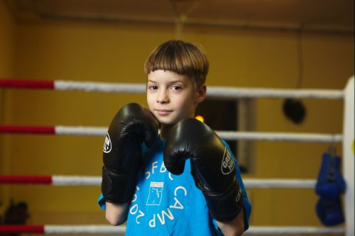 тренировки по боксу для детей