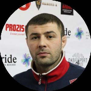 Тренер по ММА - Ахмед Таибов