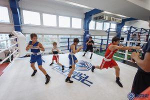 Бокс для детей - тренировки в Белом лотосе