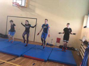Учебно-тренировочные сборы в Польше
