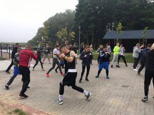Детский спортивный лагерь в Польше
