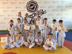 Сертификаты для юных спортсменов