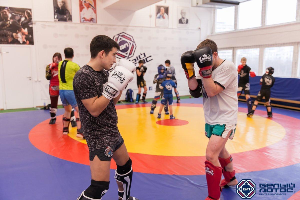 Тайский бокс взрослые группы