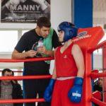 Тренер по боксу Алексей Закамсков