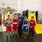 соревнования по боксу в Первомайском