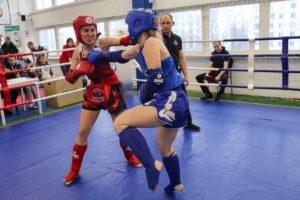 Турнир по Тайскому боксу 16-02-2020 девушки