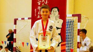 Медали нашей детской команды по Тхэквон-до