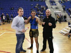 Тайский бокс: первый бой и сразу нокаут
