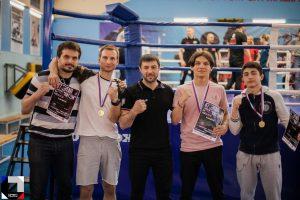 Победители ММА от Белого Лотоса