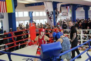 Турнир по Тайскому боксу 16-02-2020