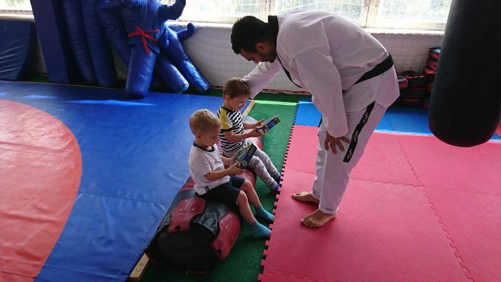 дети мотивация спорт