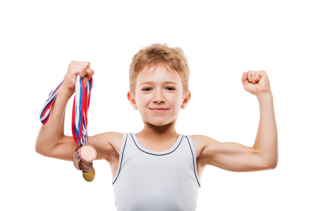 выбрать спорт для ребенка