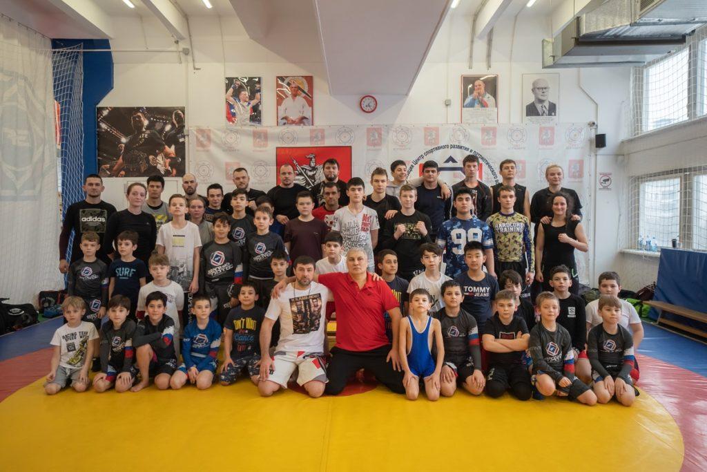 мастер класс Нурали Алиев